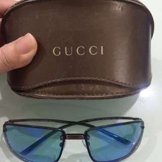 AUTHENTIC GUCCI SHADES- UNISEX