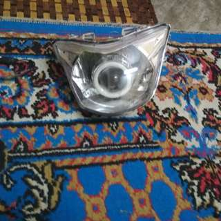 Headlamp y15zr