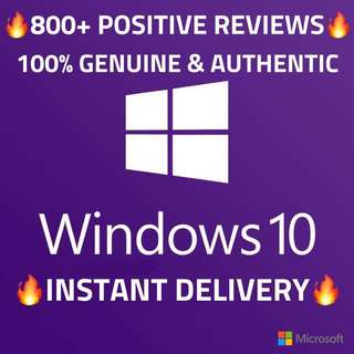 Windows 10 license key