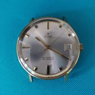Vintage Germany Stowa Automatic 25 Jewels Watches 古董手錶