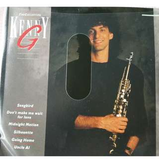 KENNY G THE COLLECTION