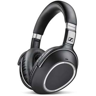 Sennheiser PXC 550 Wireless – NoiseGard Adaptive Noise Cancelling, Bluetooth Headphone with Touch Sensitive Control