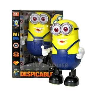 Mainan Anak Dancing Minion