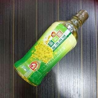 獅球嘜芥花籽油