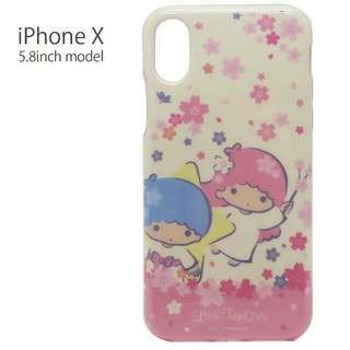 Little Twin Stars iPhone X 手機殼