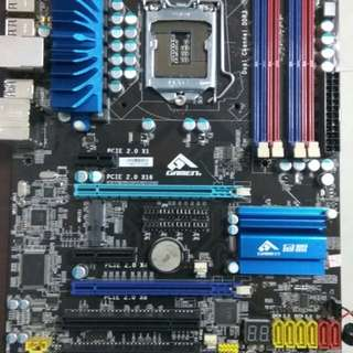 LGA1155 motherboard P67 chipset