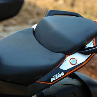 KTM Duke Seats