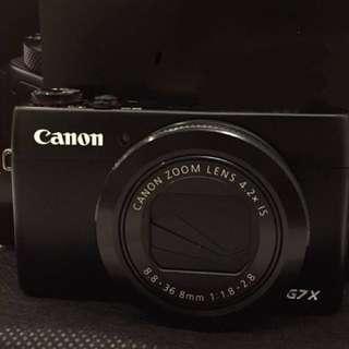 Canon Powershot G7X Mark I (Discontinued)