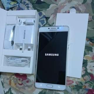 行機全新有盒金色Samsung C9 Pro 64G 雙卡 Dual Sim