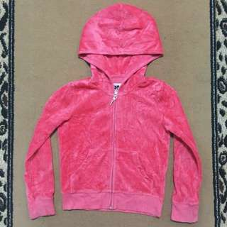 Kids Juicy Couture Hoodie Sweatshirt