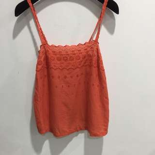 Tiffany衣櫃 專櫃設計師品牌 topshop質感上衣 背心