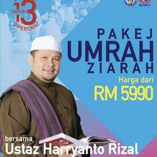 Pakej Umrah Ziarah