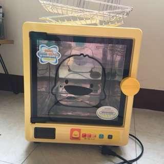 黃色小鴨紫外線消毒櫃