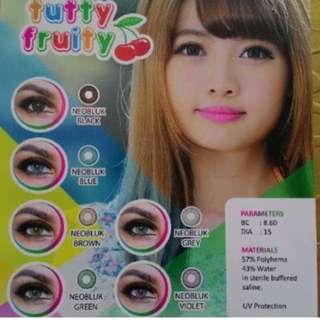 Softlens by Tutty Fruity