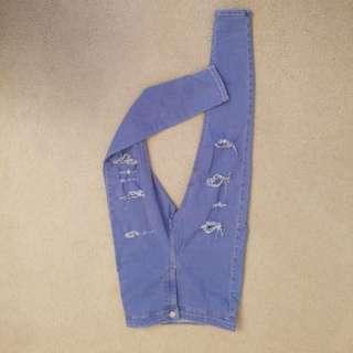 Topshop Moto Joni High Waisted Jeans