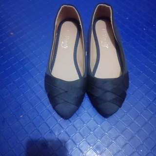 RUSH SALE!!! Doll Shoes Navy Blue 37