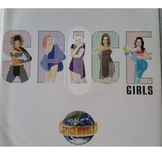 SPICE GIRLS SPICEWORLD