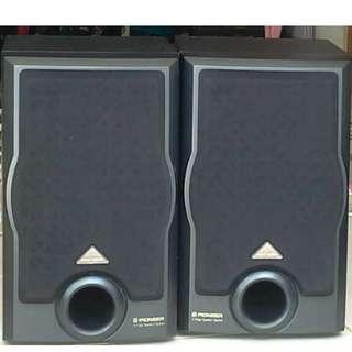 Japan Pioneer Speakers Speaker System S-J760V