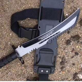 WZSK-001 BALD EAGLE SURVIVAL/CAMPING KNIFE