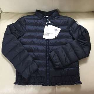 Year 12 only 全新Moncler down