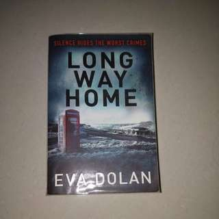 Eva Dolan Long Way Home