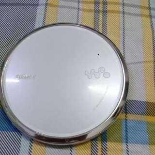 SONY D-EJ885 BASS  CD-R/RW播放機