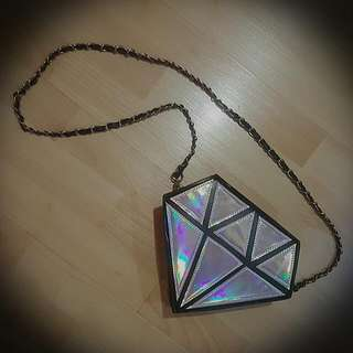 Diamond Shaped Bag