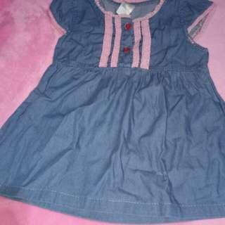 Dress  6-9months