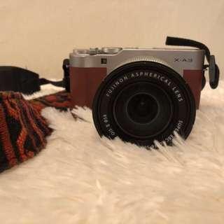 Original Fujifilm XA-3
