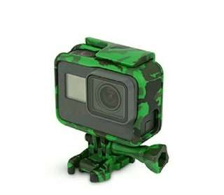 Side open housing for gopro hero 5