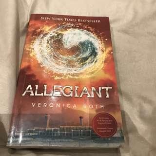 Novel allegiant