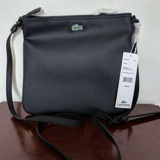 Authentic Lacoste Cross Body Bag