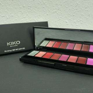 Smart lip palette 01