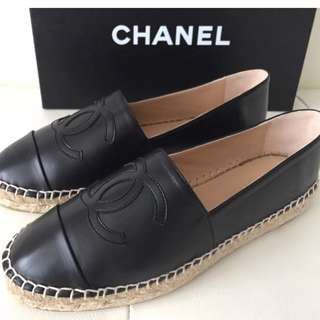 Chanel 平底鞋 shoes