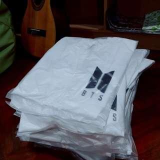 BTS White Love Yourself Unisex V Neck T-shirt