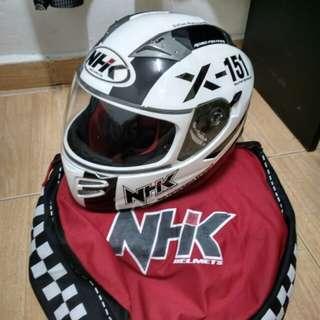 Helmet Fullface NHK