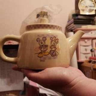 Disney 茶壺