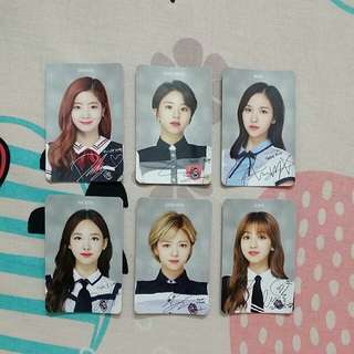 Twice Official Skoolooks Ver.2 Pc