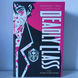 Deadly Class, Book One HC