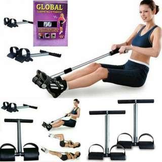 Alat olahraga super tummy trimmer/alat kesehatan