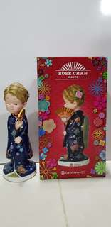 Limited Edition 2013 Rose Chan Maiko Doll
