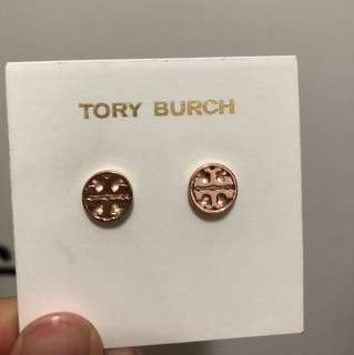 Tb earrings (玫瑰金)