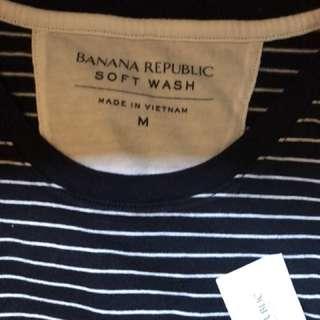 Banana Republic Soft Wash Tee