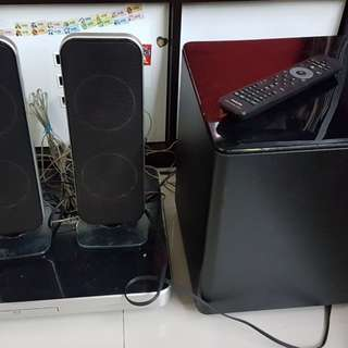 Home Theatre System ~ PHILIPS HTS7200