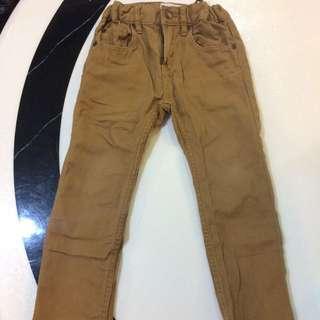 H&M Brown Trousers (Boy)