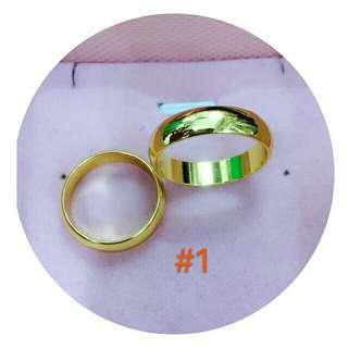 Bangkok wedding ring