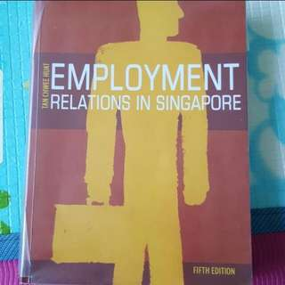 HP0201 Employment Relations