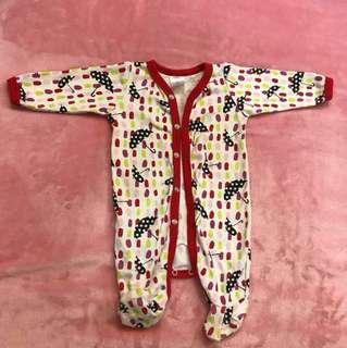 Baby Sleepsuit (preloved)