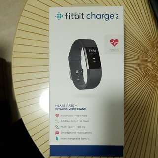 Fitbit Charge 2 (brand new)