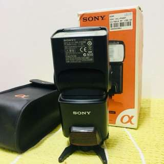 Sony HVL- F42AM Flash Gun